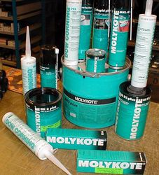 molykote from Gulf Safety Equips Trading Llc Dubai, UNITED ARAB EMIRATES
