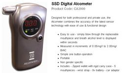ALCOMETER DIGITAL AL ... from Gulf Safety Equips Trading Llc Dubai, UNITED ARAB EMIRATES