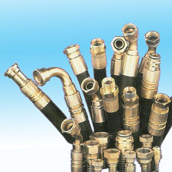 Hydraulic Hoses and Fittings from Gulf Engineer General Trading Llc Dubai, UNITED ARAB EMIRATES