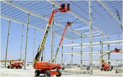 Access Platforms from Manlift Group | Aerial Work Platform Specialist  Dubai,