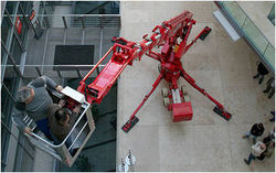 Lifting Equipment from Manlift Group | Aerial Work Platform Specialist  Dubai,