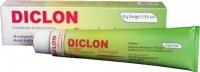 DICLON (diclofenac sodium) emulgel from Medpharma  Sharjah,