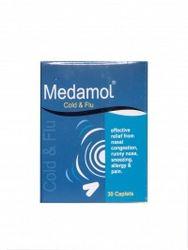 MEDAMOL COLD & FLU from Medpharma  Sharjah,