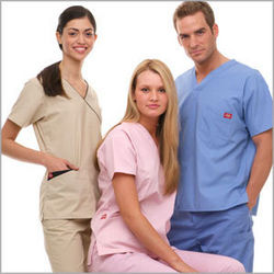 Hospital Uniforms from Creative Line Silk Screen & Embroidery Llc  Sharjah,