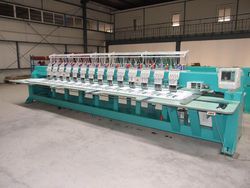 Embroidery Machinery Supplier  from Creative Line Silk Screen & Embroidery Llc  Sharjah,
