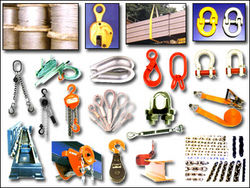 LIFTING EQUIPMENT from  Abu Dhabi, United Arab Emirates