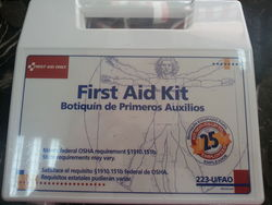 FIRST AID KIT , U.S. ... from  Abu Dhabi, United Arab Emirates