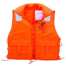 Life Jacket from  Abu Dhabi, United Arab Emirates
