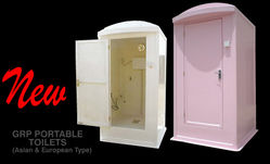 GRP Portable Toilet  ...