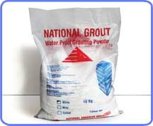NATIONAL GROUT POWDE ...