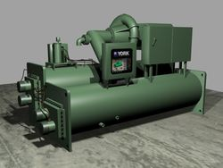 CHILLER UNITS from  Dubai, United Arab Emirates