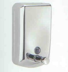 Stainless Steel Soap Dispenser from Al Mas Cleaning Mat. Tr. L.l.c  Sharjah,