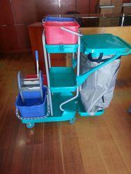 Housekeeping Trolleys from Al Mas Cleaning Mat. Tr. L.l.c  Sharjah,