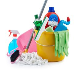 Cleaning Products from Al Mas Cleaning Mat. Tr. L.l.c  Sharjah,