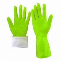 Household Rubber Gloves from Al Mas Cleaning Mat. Tr. L.l.c  Sharjah,