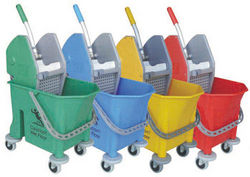 Mop Bucket Trolley S ...