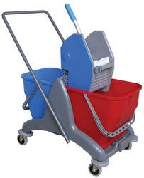Mop Bucket Trolley D ...