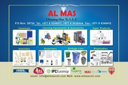 Cleaning Tools from Al Mas Cleaning Mat. Tr. L.l.c  Sharjah,