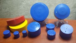 Plastic End Caps of  ... from Al Barshaa Plastic Product Company Llc Sharjah, UNITED ARAB EMIRATES