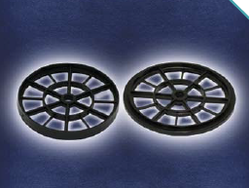 Wheel Spacers for Piling These spacers are special from Sabin Plastic Industries Llc  Sharjah,