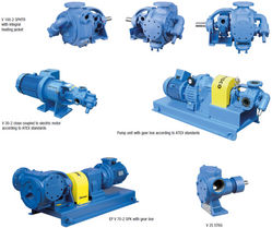 VARISCO PUMPS from Nariman Trading Company Llc  Sharjah, UNITED ARAB EMIRATES
