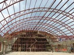 STEEL STRUCTURE SUPP ...