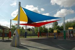 PLAYGROUND SUN SHADES SUPPLIERS IN UAE from Car Parking Shades +971568181007  Sharjah,