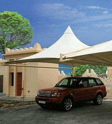 CAR PARKING SHADES FOR ESTATE DEVELOPMENT from Car Parking Shades +971568181007  Sharjah,