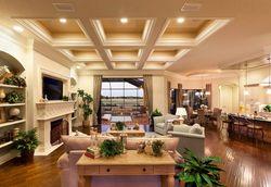 Gypsum interiors inD ...