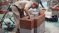 masonry work in Duba ...