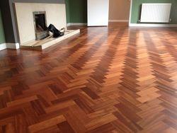 Parquet flooring in  ...