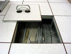 Riased floor in duba ...