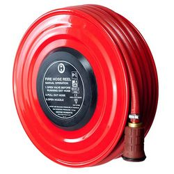 FIRE HOSE REELS IN A ...