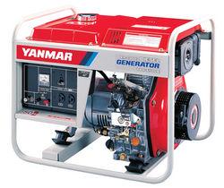 YANMAR YDG 3700N Air-cooled Diesel Generator from Mars Equipments Co.llc.  Abu Dhabi,