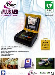 Automated External Defibrillator  AED  from Mastermed Equipment Trading Llc Dubai, UNITED ARAB EMIRATES