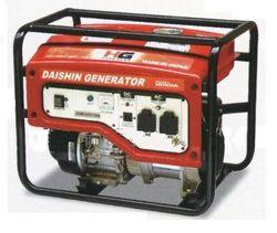 DAISHIN SGB3001HA GASOLINE GENERATORS 2.2KVA JPN from Mars Equipments Co.llc.  Abu Dhabi,