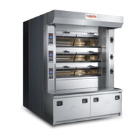 ELECTRIC DECK OVEN IN ABU DHABI from East Gate Bakery Equipment Factory  Abu Dhabi,