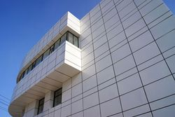 COMPOSITE CLADDING IN UAE from White Metal Contracting Llc  Ajman,