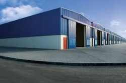 WAREHOUSE ROOF CLADDING UAE  from White Metal Contracting Llc  Ajman,