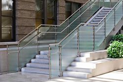 SS HANDRAIL UAE from White Metal Contracting Llc  Ajman,