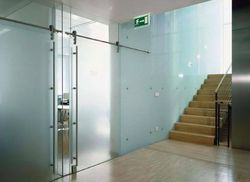 SLIDING GLASS DOOR UAE  from White Metal Contracting Llc  Ajman,