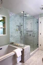 SHOWER GLASS UAE  from White Metal Contracting Llc  Ajman,