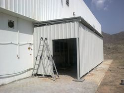 SANDWICH PANEL CLADDING UAE  from White Metal Contracting Llc  Ajman,