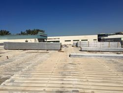 ROOF PANEL CLADDING UAE  from White Metal Contracting Llc  Ajman,