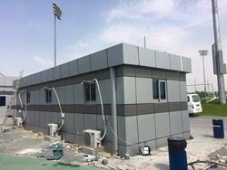 ALUCOBOND CLADDING UAE  from White Metal Contracting Llc  Ajman,