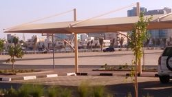 car parking shades in uae from Doors & Shade Systems Ajman, UNITED ARAB EMIRATES