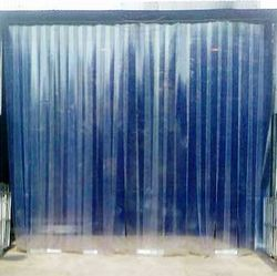PVS STRIP CURTAINS I ... from Doors & Shade Systems Ajman, UNITED ARAB EMIRATES