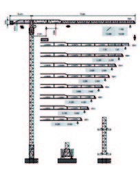 Dubai Tower Crane - Yongmao Tower Crane STT200 from House Of Equipment Llc  Dubai,