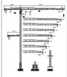 Dubai Tower Crane - Yongmao Tower Crane STT 153 from House Of Equipment Llc  Dubai,