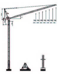 Dubai Luffing Crane -Yongmao Luffing CraneSTL2400C from House Of Equipment Llc  Dubai,